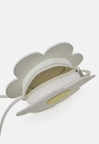 Lindex - BAG DAISY - Across body bag - light dusty white - 2