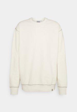 NEBRASKA  - Sweatshirt - natural/black