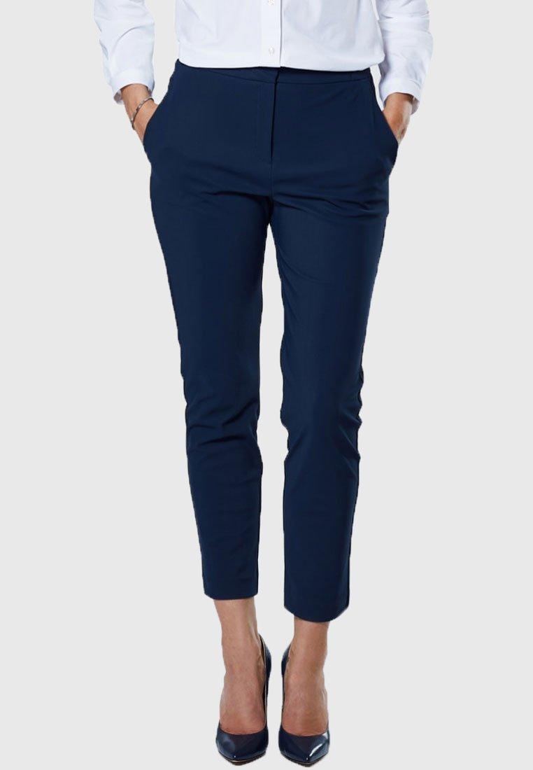 Evita - Pantalon classique - navy