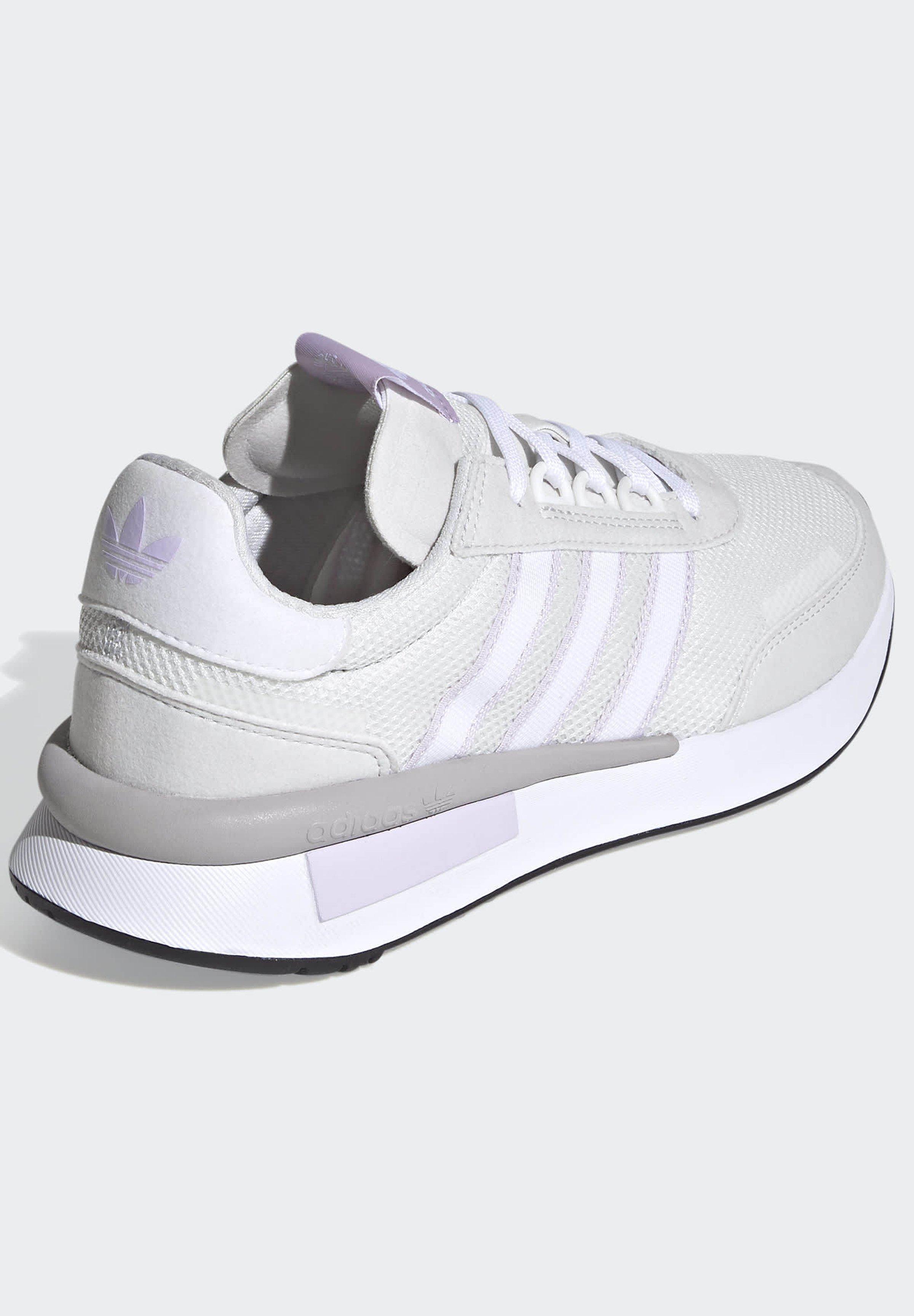 adidas Originals Sneaker low crystal white/ftwr white/purple tint/weiß