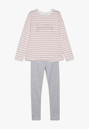 LONG SET - Pijama - wild rose