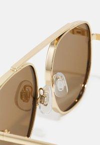 Pier One - Sunglasses - gold-coloured - 2