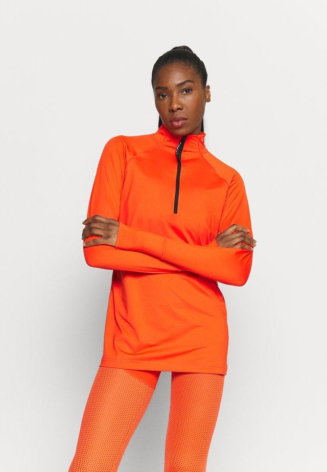 LONGSLEEVE - Funkční triko - activ orange