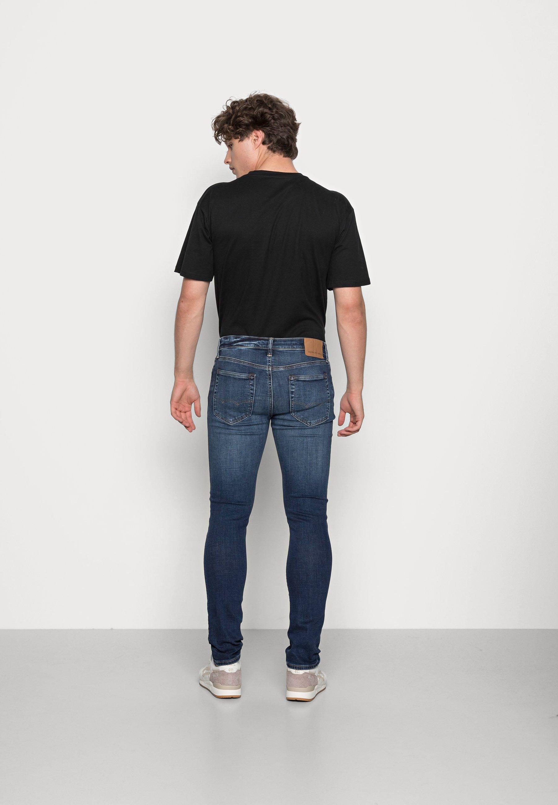Uomo DARK CLEAN SLIM FIT - Jeans slim fit
