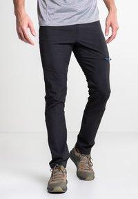 Luhta - AJOLA - Outdoor trousers - black - 0