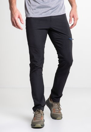 AJOLA - Outdoor trousers - black