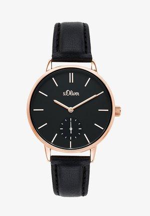 DAMEN - Watch - black