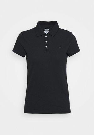 SHORT SLEEVE CORE - Poloskjorter - black