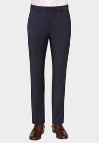 CG – Club of Gents - Suit trousers - dark blue - 0