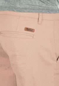 Solid - CHINOSHORTS THEMENT - Shorts - light pink - 2