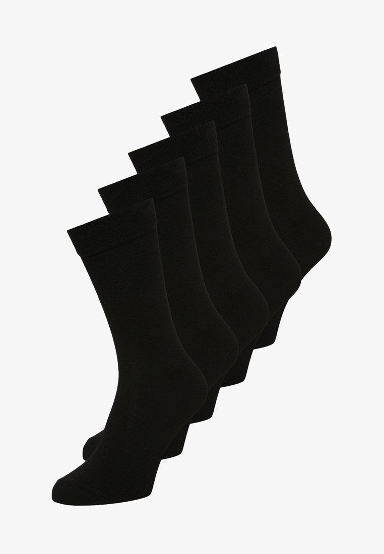 Zalando Essentials - 5 PACK - Sukat - black