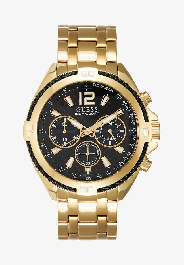 SPORT - Chronograph watch - gold-coloured