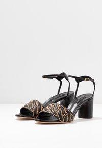 Casadei - Sandals - minorca nero - 4