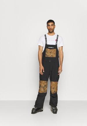 SHRED PANTS - Kalhoty - dijon