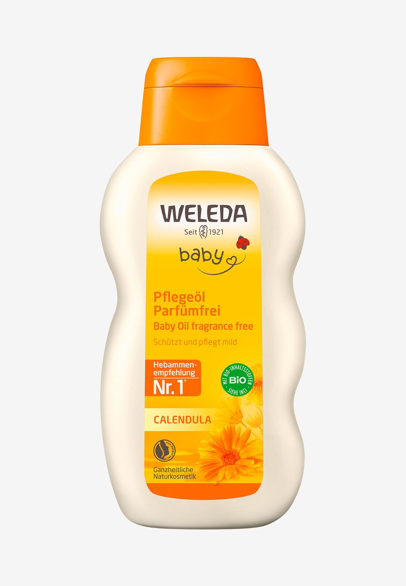 Weleda - CALENDULA BABY OIL - Body oil - -
