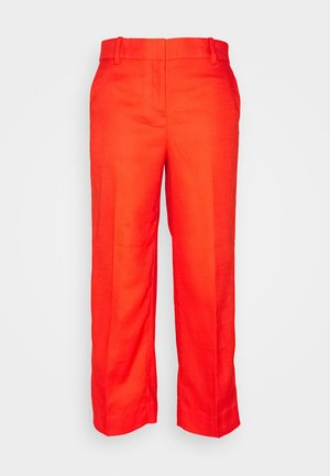 PEYTON PANT IN TRAVELER - Trousers - brilliant sunset