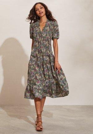 REESE - Day dress - green balance
