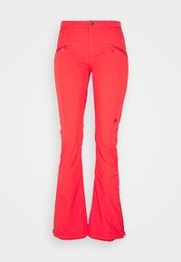 Burton - IVY OVER BOOT - Ski- & snowboardbukser - hibiscus pink - 5