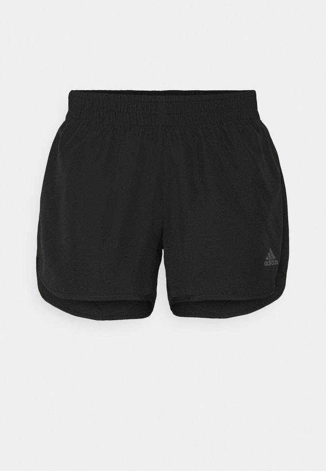 Marathon 20 SHORT RESPONSE AEROREADY RUNNING REGULAR SHORTS - Sports shorts - black