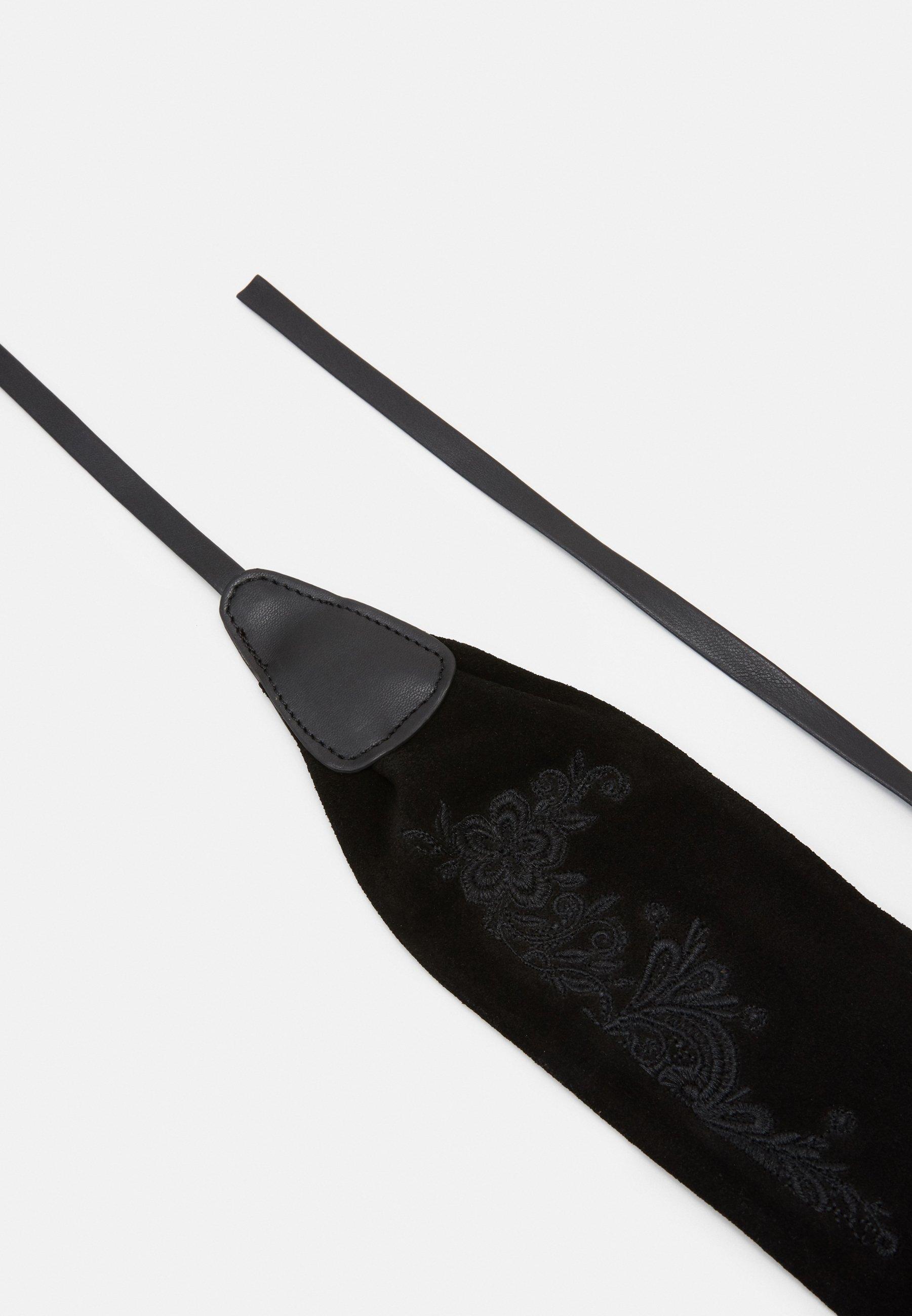 Latest Collections Accessories Desigual BELT MARTINI Waist belt black BKsdY8Ofa