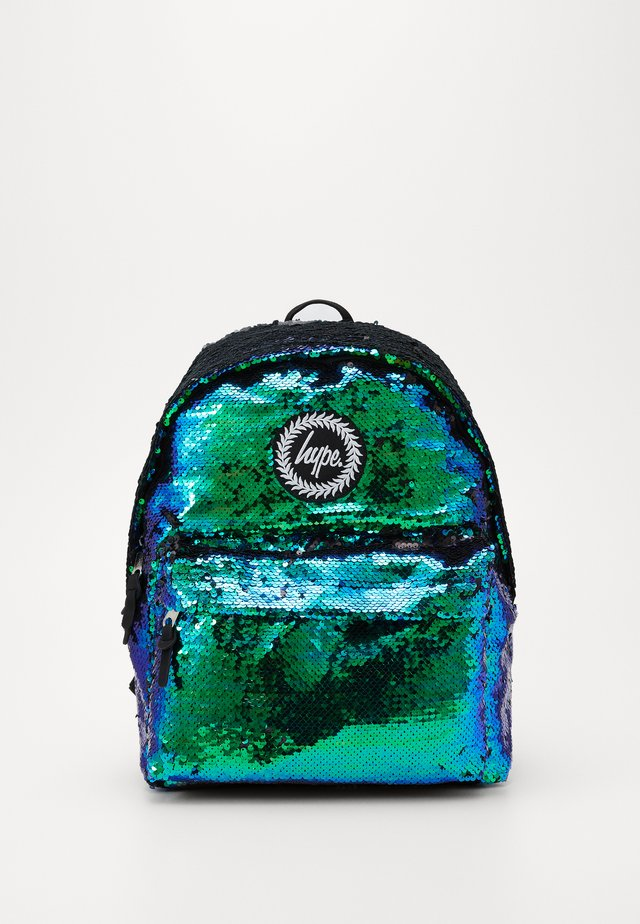BACKPACK MERMAID SEQUIN - Tagesrucksack - multi