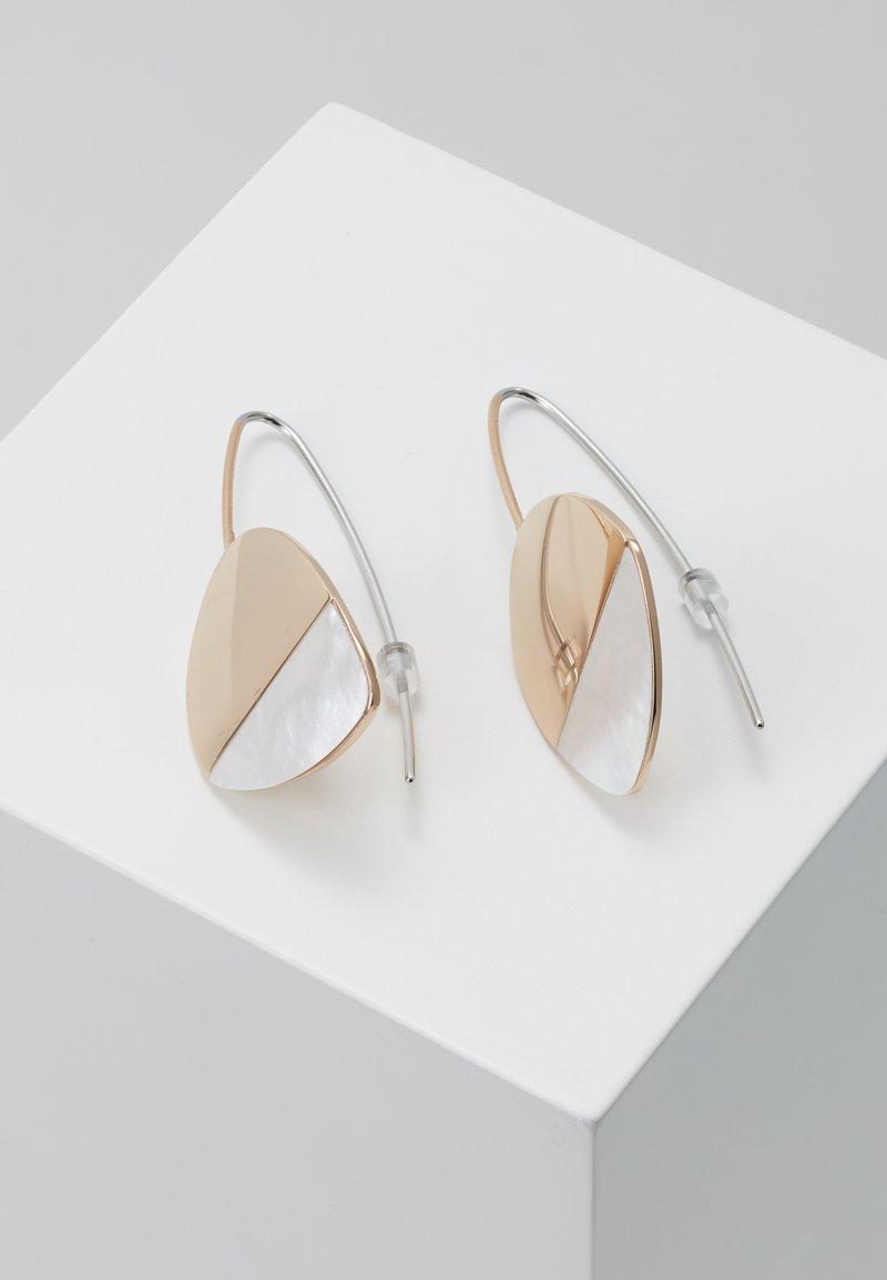 Skagen - AGNETHE - Earrings - rose gold-coloured