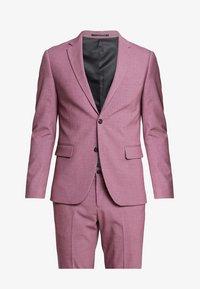PLAIN SUIT  - Traje - dusty pink melange