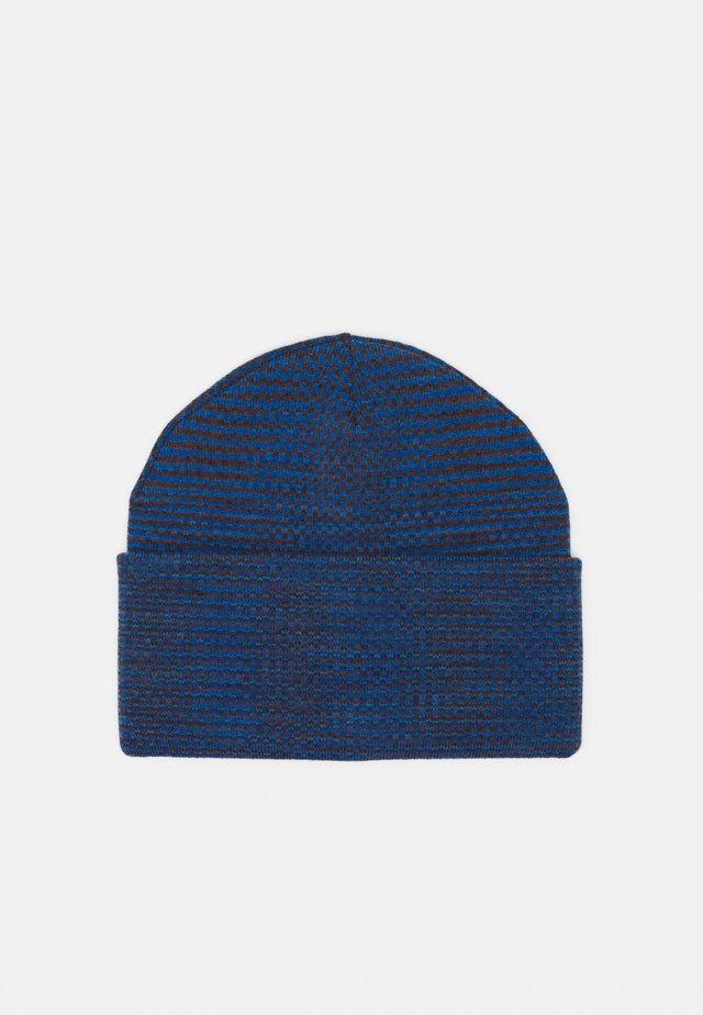Beanie - blue