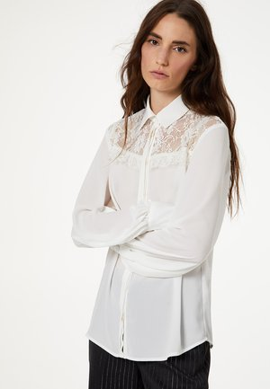 LIU JO JEANS - Camisa - white