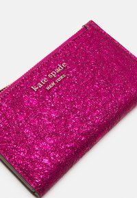 kate spade new york - SMALL SLIM BIFOLD WALLET - Wallet - metallic rhododendron - 4