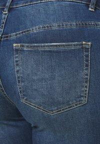 JUNAROSE - by VERO MODA - JRFIVEMUUTA - Skinny džíny - medium blue denim - 4