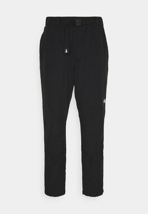 PULL ON PANT - Spodnie treningowe - black