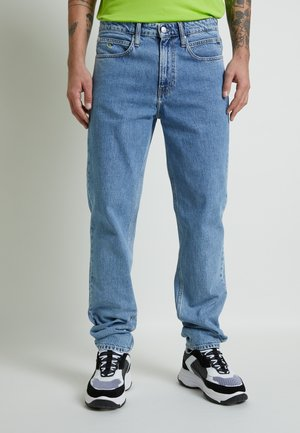 BAGGY - Vaqueros slim fit - denim medium