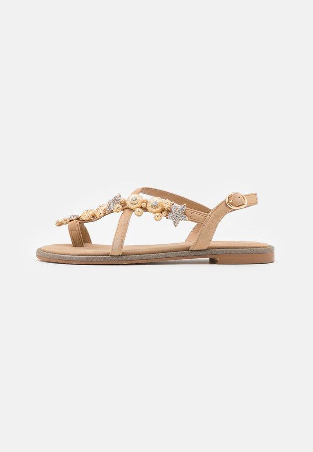 Flip Flops - sand