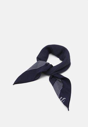 BANDANA ASLI - Foulard - navy/off white