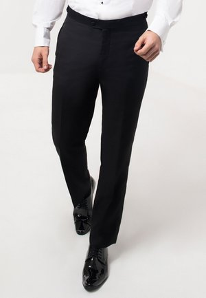 Pantalon de costume - black