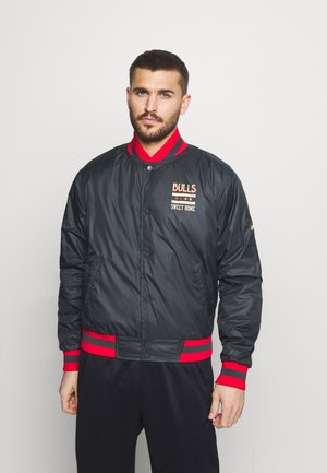 NBA CHICAGO BULLS CITY EDITION JACKET - Trainingsvest - anthracite