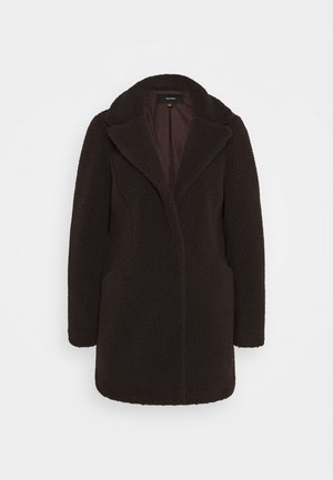 VMDONNA - Winter coat - chocolate plum