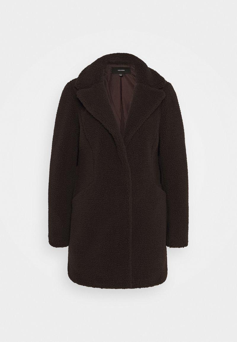 Vero Moda - VMDONNA - Winter coat - chocolate plum
