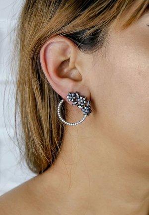 SALAMANDER - Earrings - black