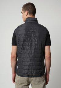 Napapijri - ACALMAR - Waistcoat - dark grey solid - 1