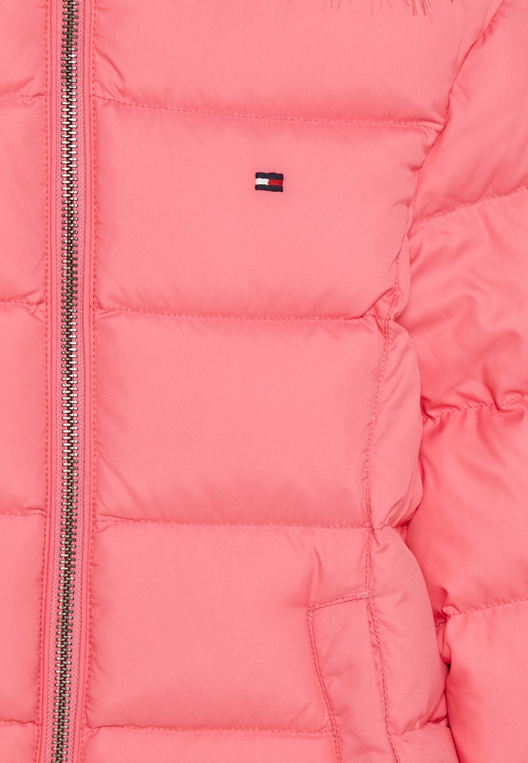 ESSENTIAL BASIC JACKET Dunjacka pink