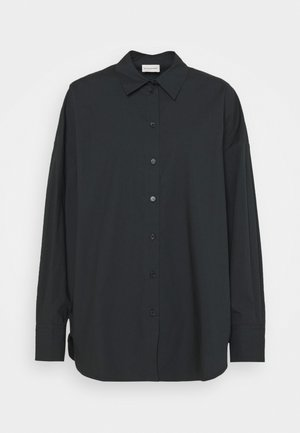 ELASIS - Button-down blouse - black
