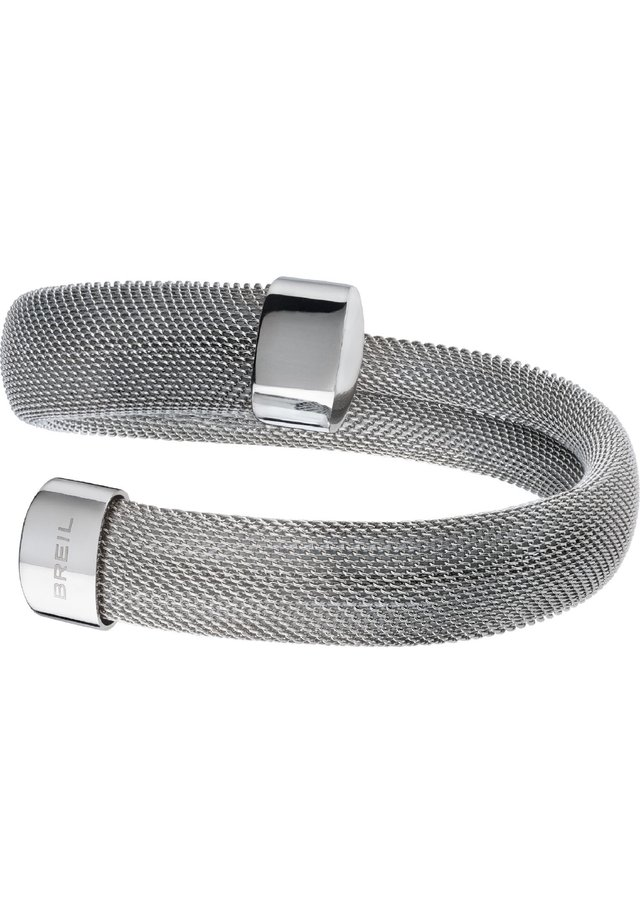 NEW SNAKE  - Bracciale - silver