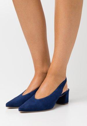 URBANA - Classic heels - navy