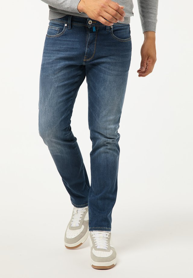 Jeans Tapered Fit - used blue