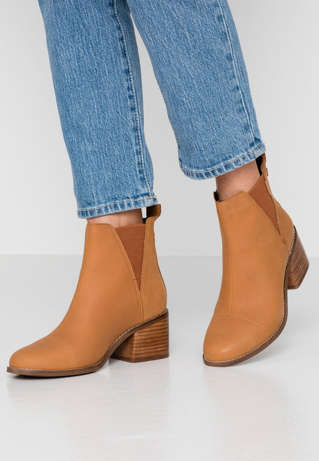 ESME - Ankle boots - tan