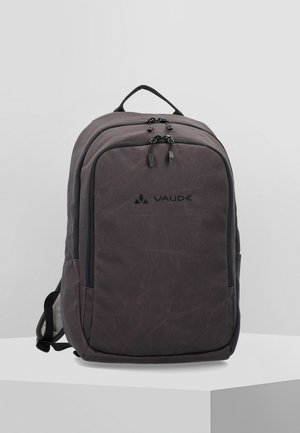 PETALI WAXED - Rucksack - phantom black