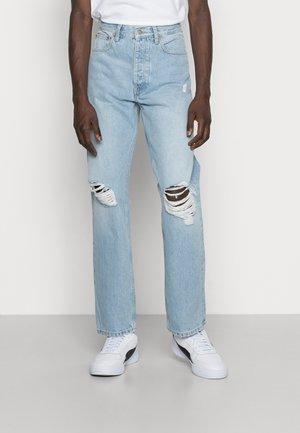 DASH - Straight leg jeans - stone cast light blue