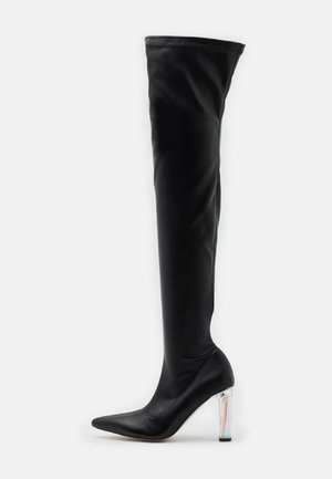 BRIANA - High heeled boots - black